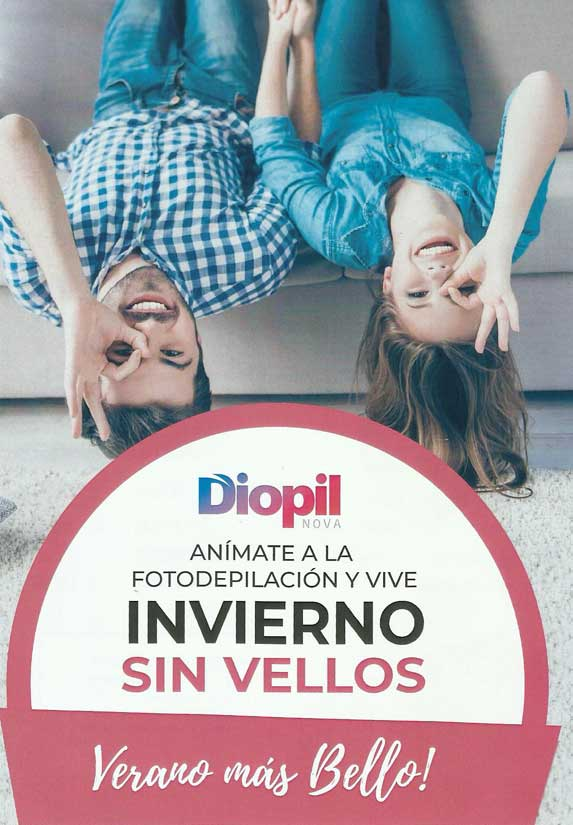 Promocion Diopil - Invierno sin vellos