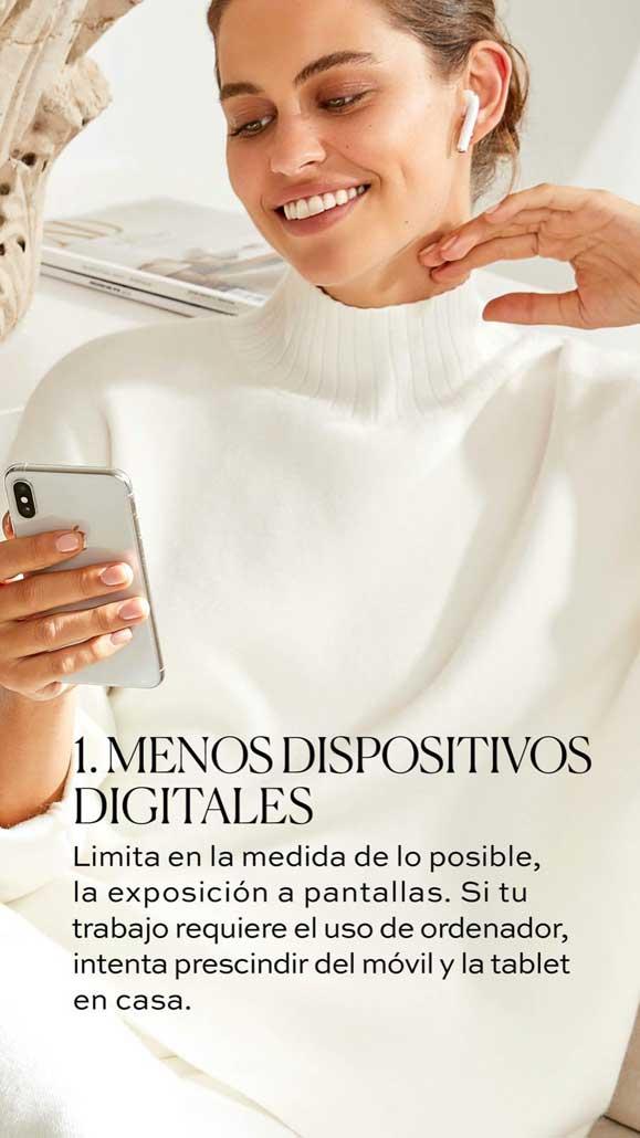 1 - Menos Dispositivos Digitales - Tips Mirada Saludable