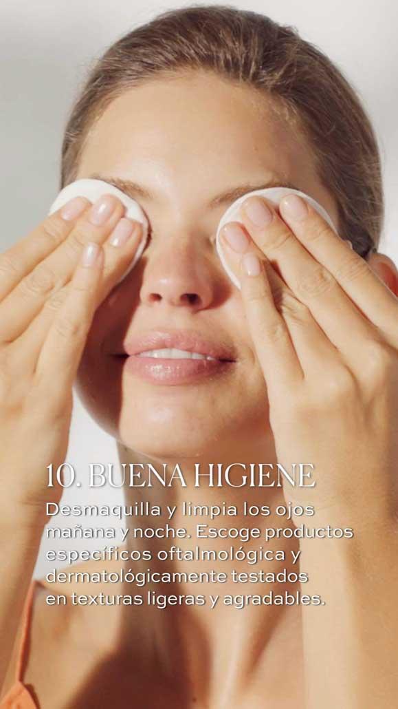 10 - Buenas higiene - Tips Mirada Saludable